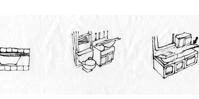 Papel Toilet | © Mariana Bunimov