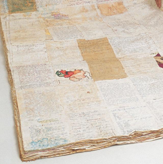 Colchón Cuadernos del Colegio r | © Mariana Bunimov