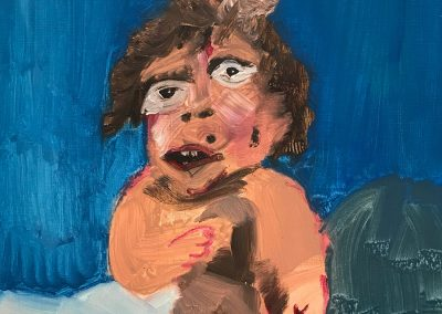 Expressionist Chucky