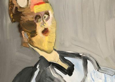Autoportrait Corona 2