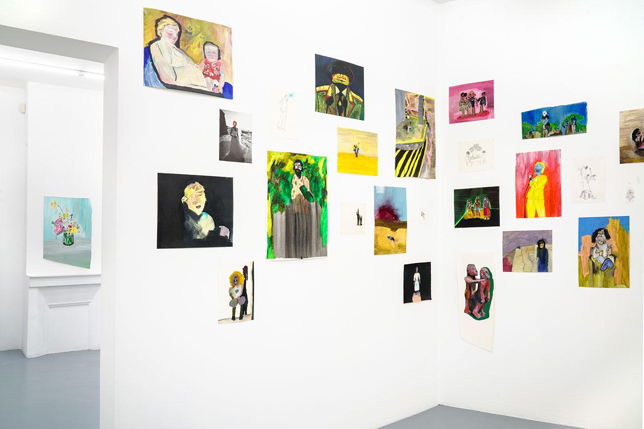 La beauté sera CONVULSIVE - Galerie Michel Rein, Paris, France