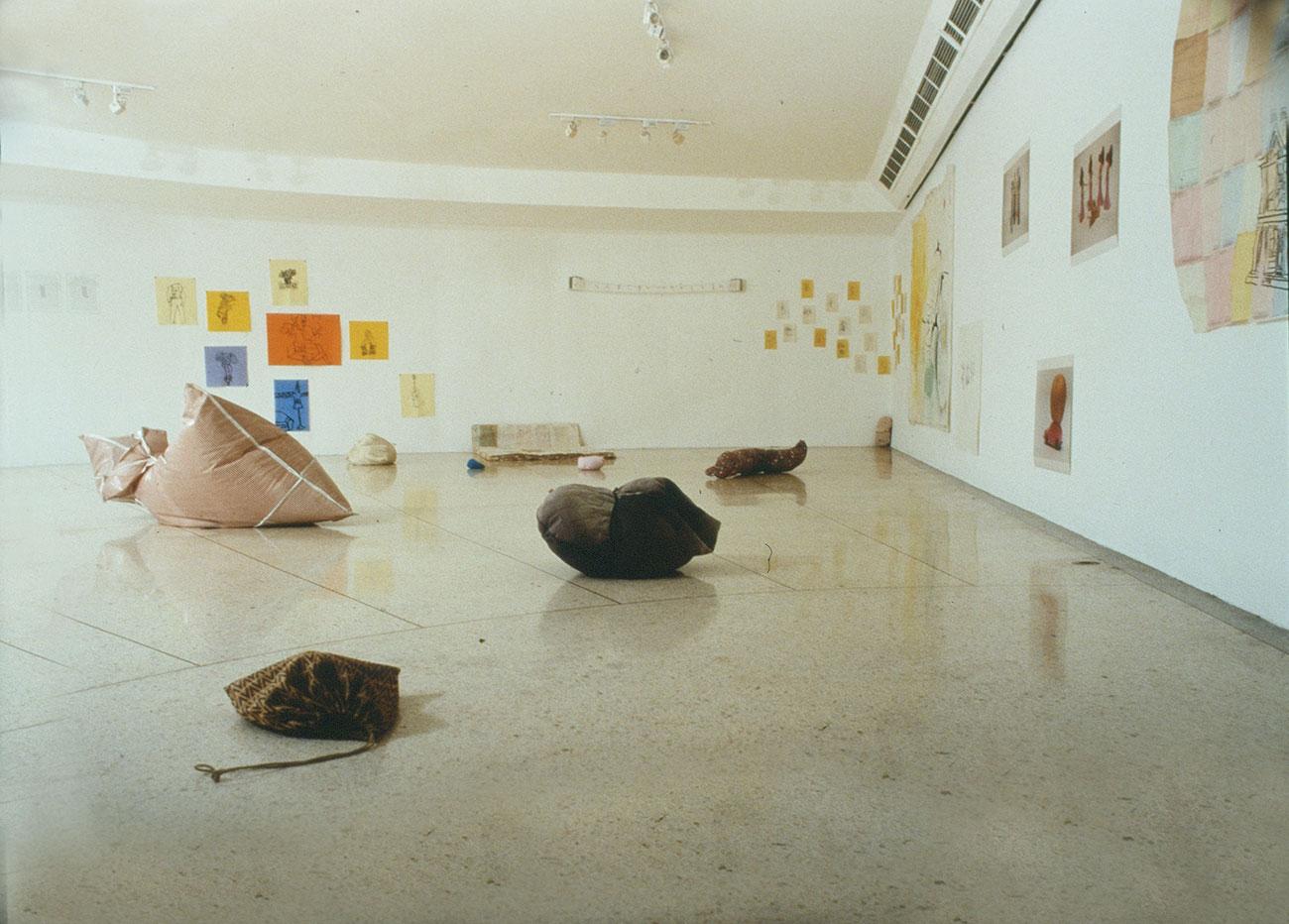 La Sra. Lumpuy o la Moral del Juguete, cur. Julieta González, Museo Alejandro Otero, Caracas, Venezuela
