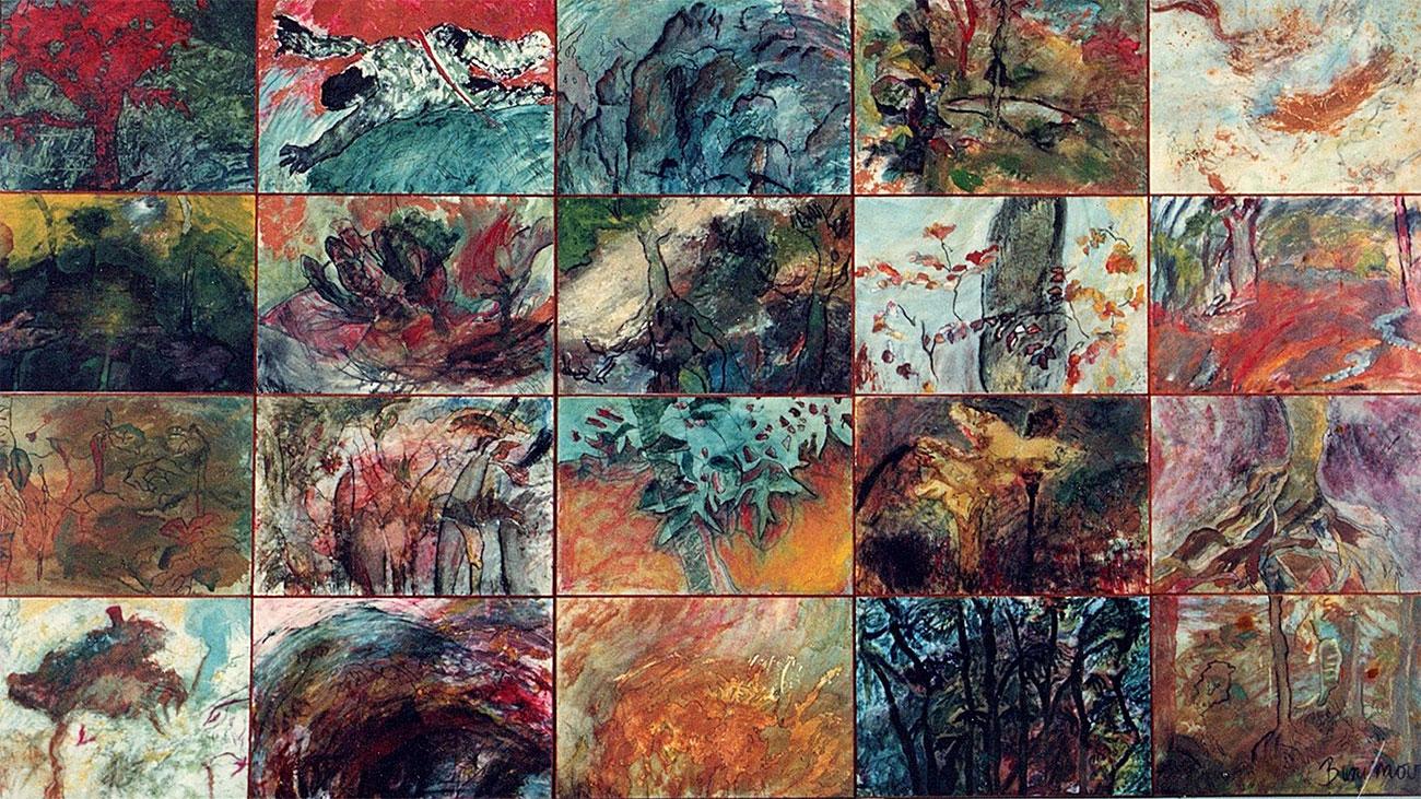 ¿Infierno Verde a Desierto Rojo? - 21a Bienal de Sao Paulo